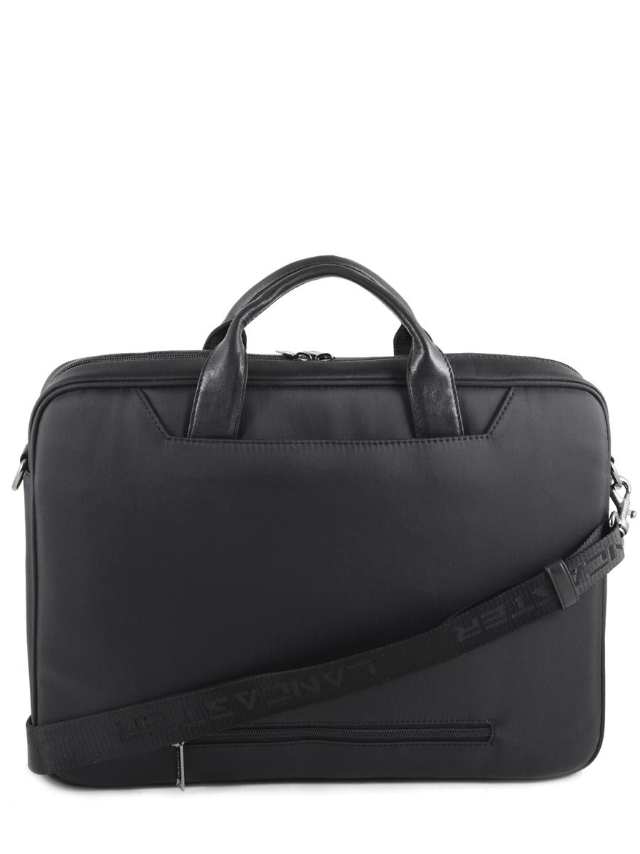 Porte ordinateur lancaster basic sport men noir e en for Porte ordinateur