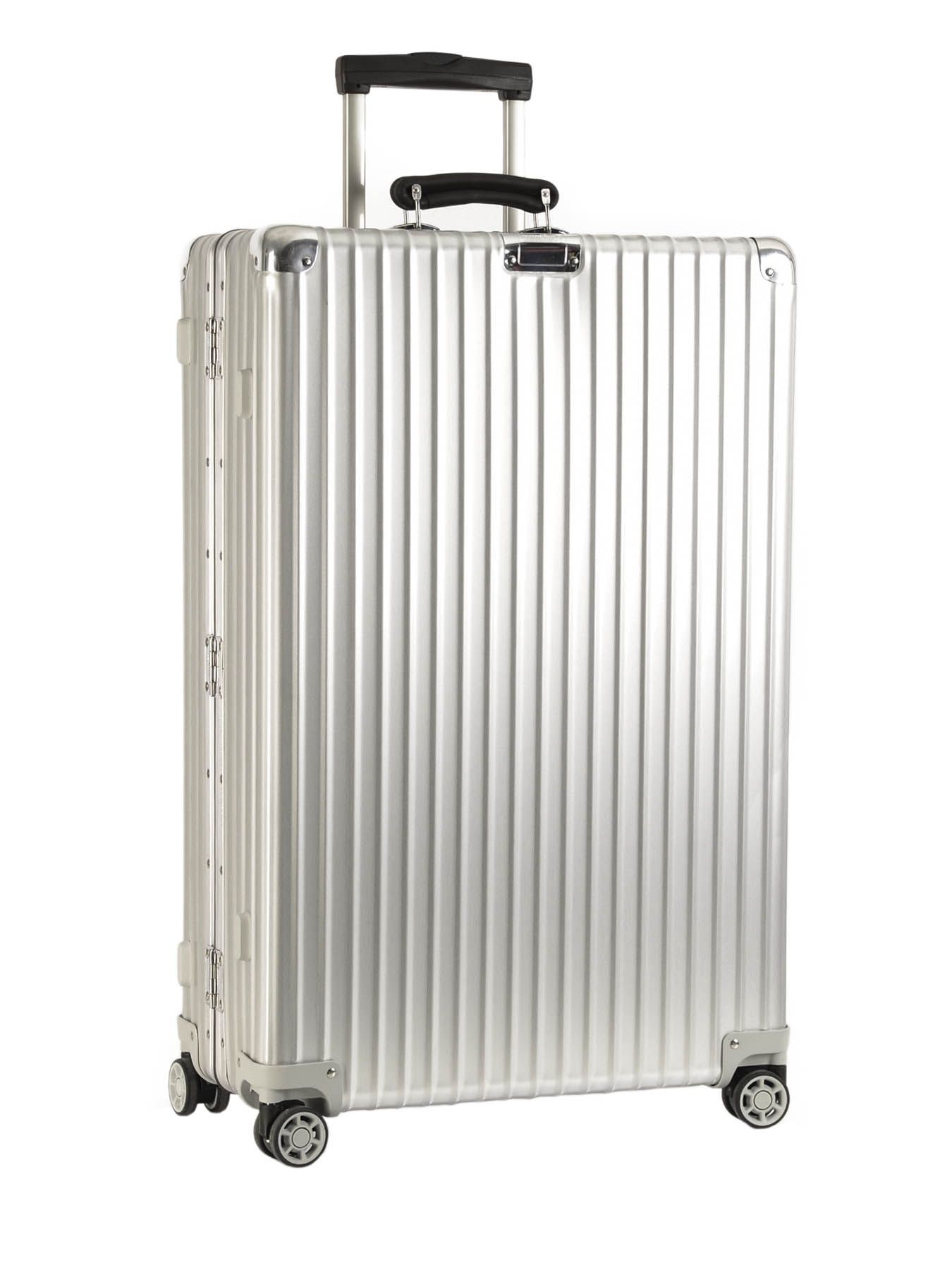 valise en aluminium rimowa 78cm classic flight ultra. Black Bedroom Furniture Sets. Home Design Ideas