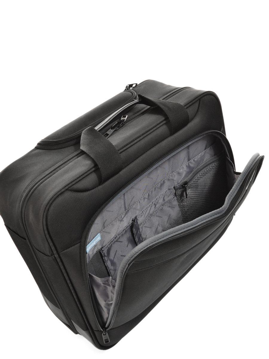 pilot case roulettes samsonite vectura 39v009 en vente au. Black Bedroom Furniture Sets. Home Design Ideas