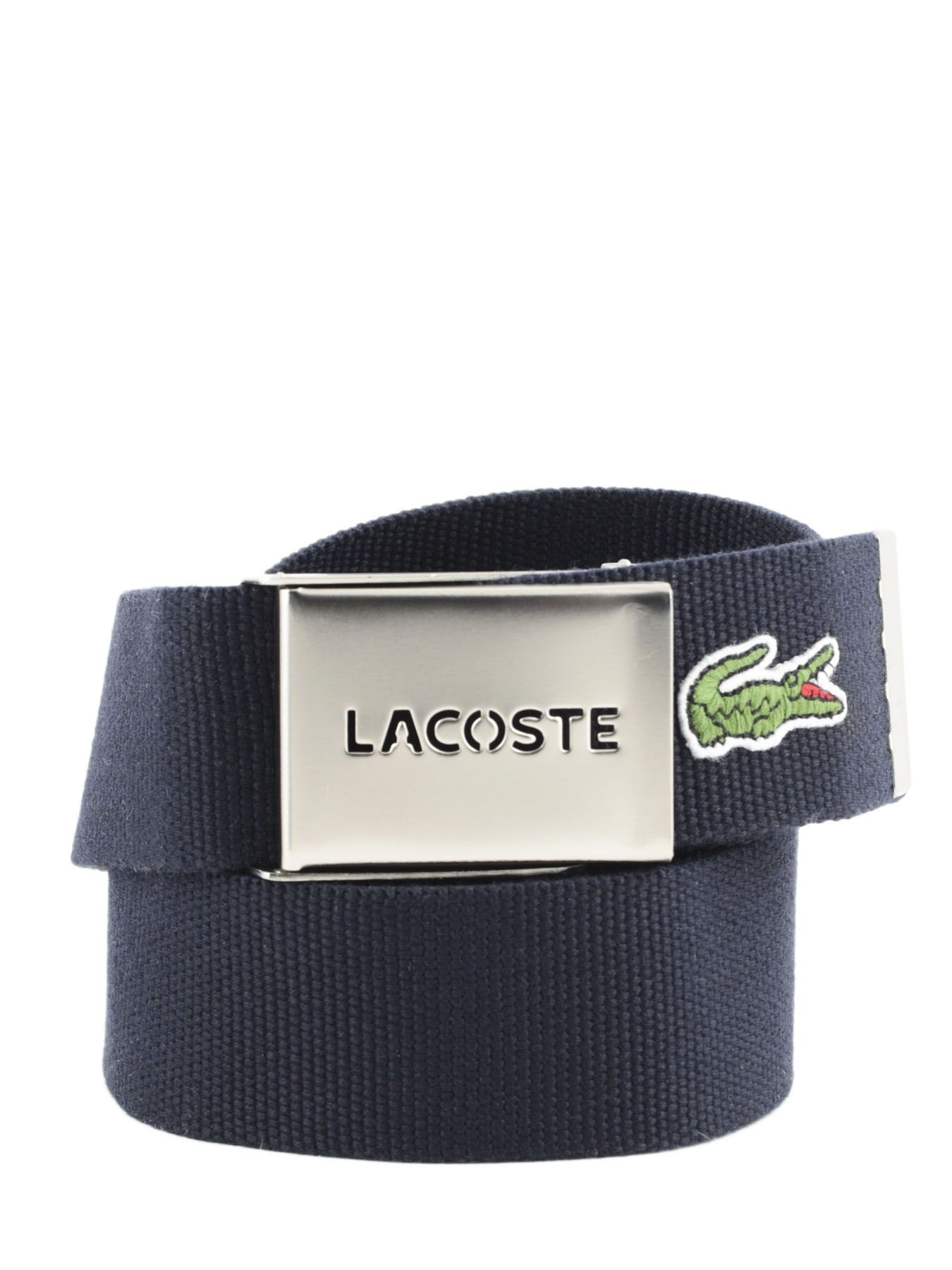 ceinture lacoste bleu rc1287. Black Bedroom Furniture Sets. Home Design Ideas