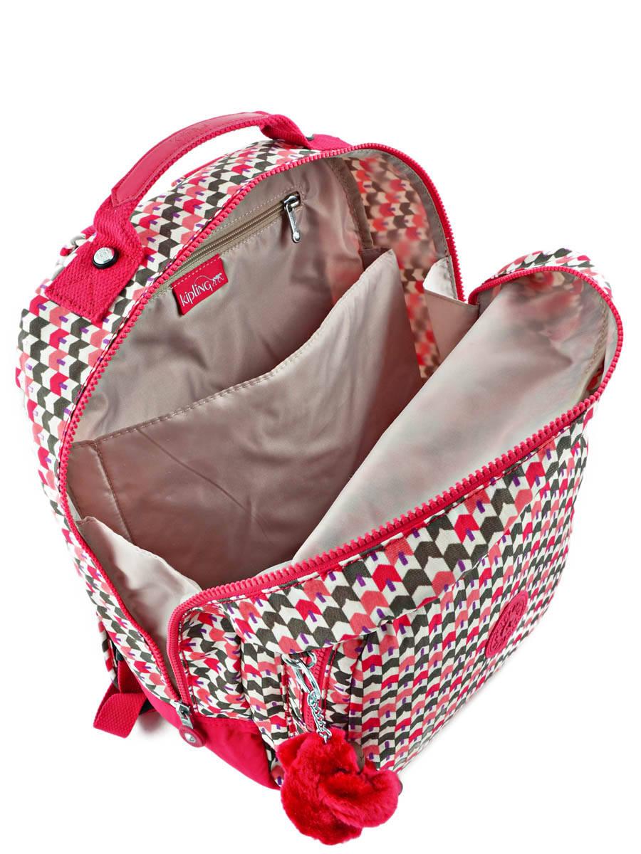 sac dos kipling basic 14853 en vente au meilleur prix. Black Bedroom Furniture Sets. Home Design Ideas