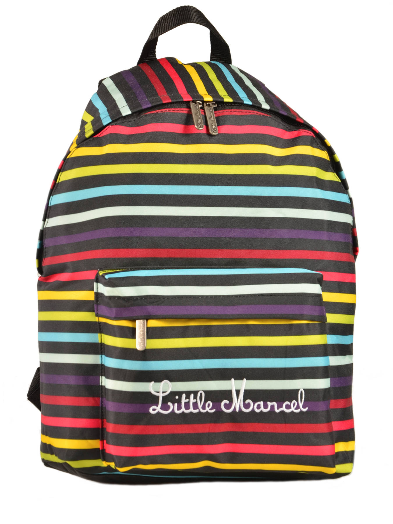 little marcel backpack scolaire best prices. Black Bedroom Furniture Sets. Home Design Ideas