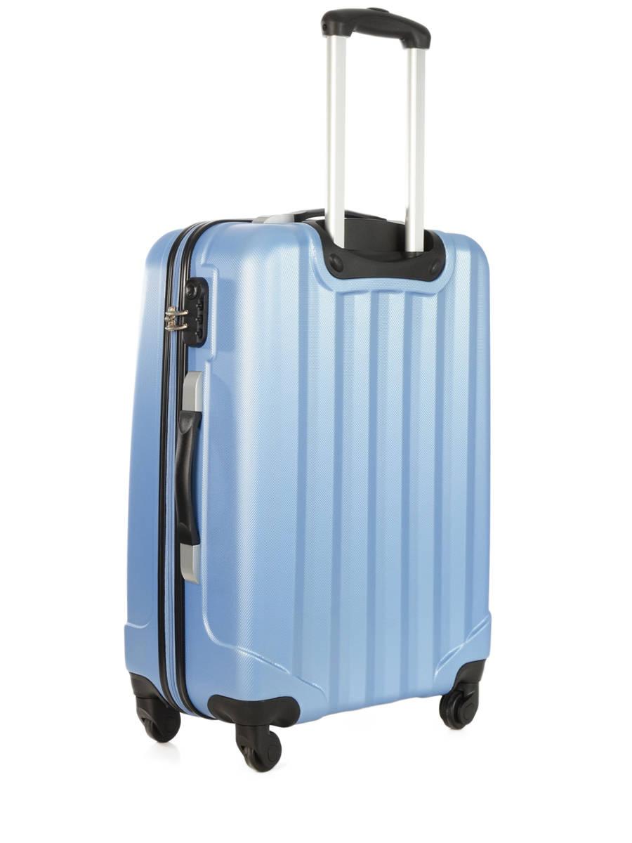 lot de valises travel barcelone skyblue en vente au. Black Bedroom Furniture Sets. Home Design Ideas