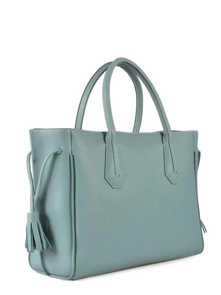 Sac Longchamps Bleu Turquoise
