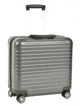 Briefcase On Wheels Rimowa Gray 0087440