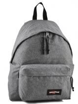 Sac A Dos 1 Compartiment A4 Eastpak Gris authentic 620