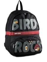 Sac A Dos Angry birds Noir winter AGA22071