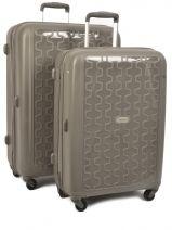 Harde Koffer Me Travel Grijs titanium WX28-24