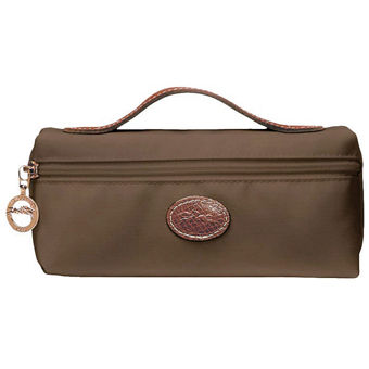 Longchamp Le pliage Pochette Marron