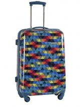 Valise 4 Roues Rigide American tourister jazz 66A003