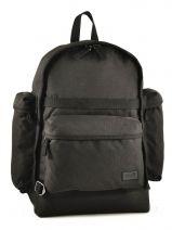 Backpack Levi's Black color street 220486-7