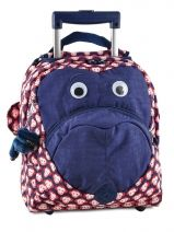 Sac A Dos A Roulettes 1 Compartiment Kipling back to school 15376
