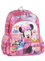 Sac A Dos Minnie Rose little world traveler 36110