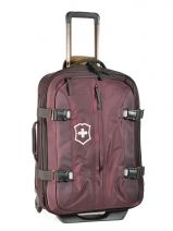 Valise 2 Roues Hybride 64cm Victorinox Violet ch 97 313032