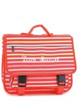 Cartable 3 Compartiments Little marcel school RIVE