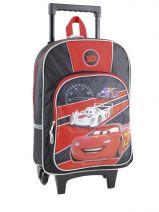 Sac A Dos A Roulettes Cars Multicolore hot pursuit D100586