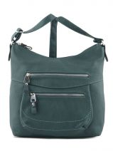 Sac Bandouliere Porte Travers Sellier Miniprix Vert sellier 755-2