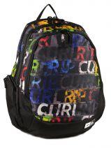 Sac A Dos 3 Compartiments Rip curl Multicolore lettering BBPBC4
