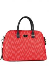 Shopping/cabas Zigzag Paul's boutique Rouge zigzag MAIZIG