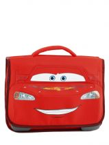 Cartable Cars Rouge piston cup 23C002CR