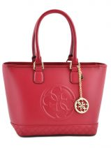 Shopping/cabas Amy Guess Rouge amy AMY1L526
