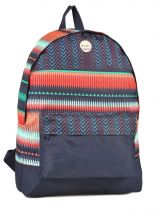 Sac A Dos 1 Compartiment Roxy Multicolore backpack JBP03088