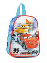 Sac A Dos 1 Compartiment Cars Multicolor ic3 rally 60560ICE