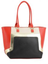 Sac Shopping Silver And Gold Torrow Rouge silver and gold IS-29393