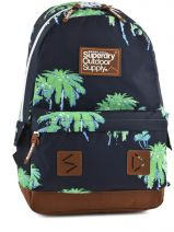 Sac A Dos 1 Compartiment Superdry Blue backpack U91LD022
