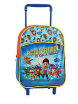 Sac A Dos A Roulettes Pat patrouille Bleu is on a roll 464026