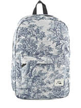 Sac A Dos 1 Compartiment Pc 15'' Quiksilver Gris backpacks YBP03136