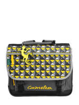 Cartable Cameleon Yellow basic BASCA35