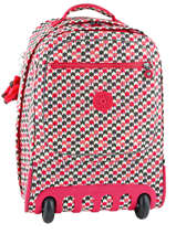 Backpack On Wheels Kipling Pink 15359
