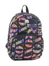 Backpack Roxy Black back to school JBP03261
