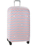 Housse A Valise Delsey Blue covers up 3940181