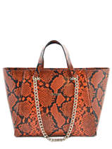 Shopping Bag Nikki Guess Orange nikki PC504223