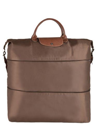 Longchamp Le pliage Travel bag Brown