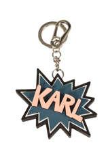 Porte Clefs Karl lagerfeld Noir key chains 66KW3809