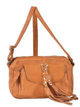 Shoulder Bag Dafila Leather Pieces Brown dafila 17076978