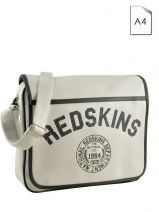 Sac Bandouliere Porte Travers A4 Redskins Blanc airline RD16000