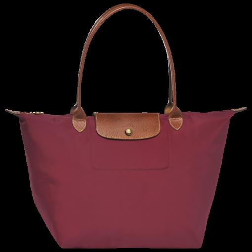 Longchamp Le pliage Besace Rouge