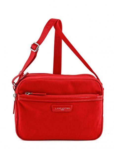 sac lancaster basic vernis rouge en vente au meilleur prix. Black Bedroom Furniture Sets. Home Design Ideas
