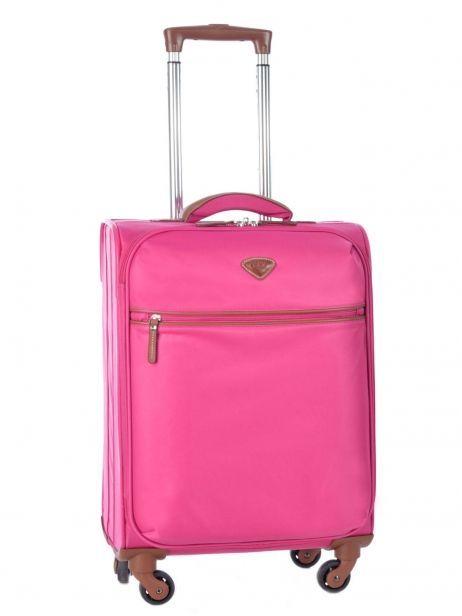 valise cabine jump nice fuschia en vente au meilleur prix. Black Bedroom Furniture Sets. Home Design Ideas