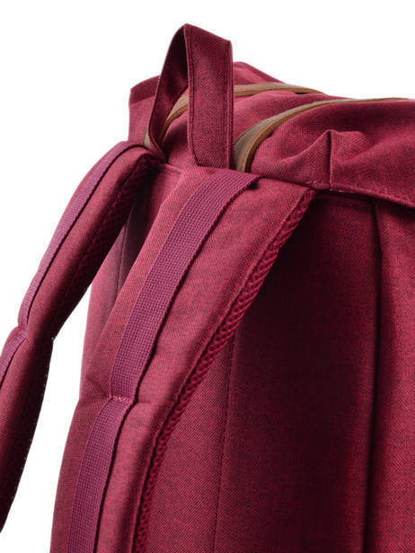 Backpack Herschel Red classics 10066 other view 2