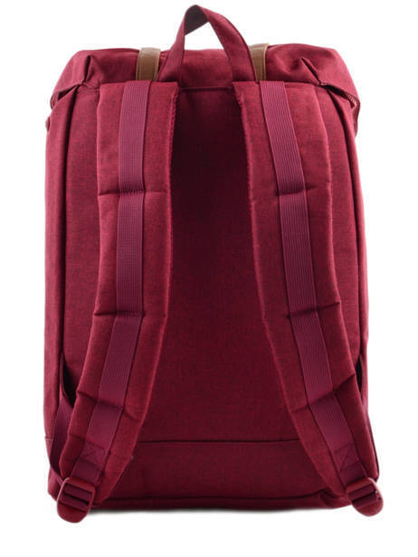 Backpack Herschel Red classics 10066 other view 5