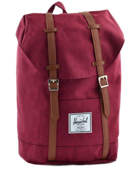 Backpack Herschel Red classics 10066