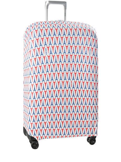 accessoires delsey covers up bleu en vente au meilleur prix