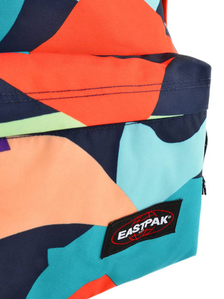 Backpack 1 Compartment A4 Eastpak Multicolor pbg PBGK620 other view 1